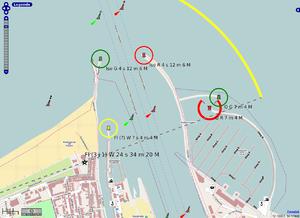 freie seekarten Elektronische Seekarten – SkipperGuide ⚓   Informationen von  freie seekarten